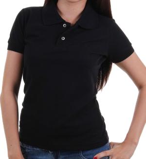 Camisa Polo Feminina - Cores Variadas - PP 76314b7bd3f61